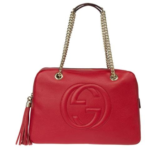 Large Gucci Soho Shoulder Bag