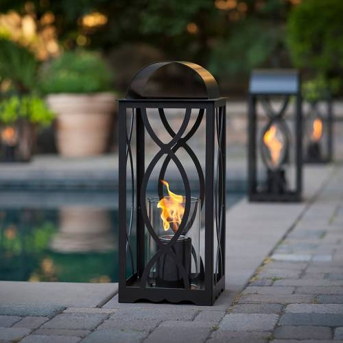 Georgian Lantern by Terra Flame Home