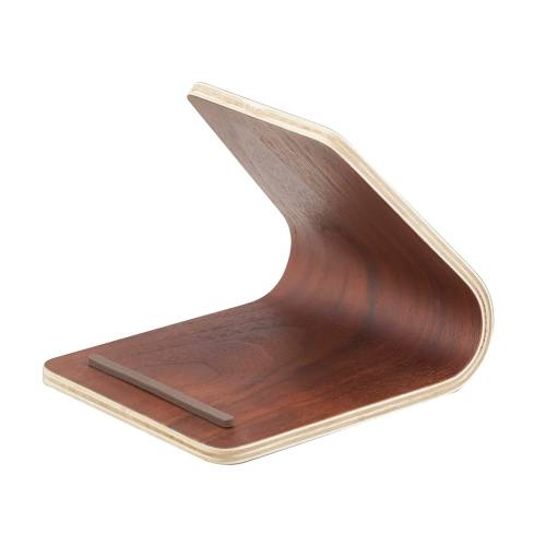 RIN TABLET STAND - brown