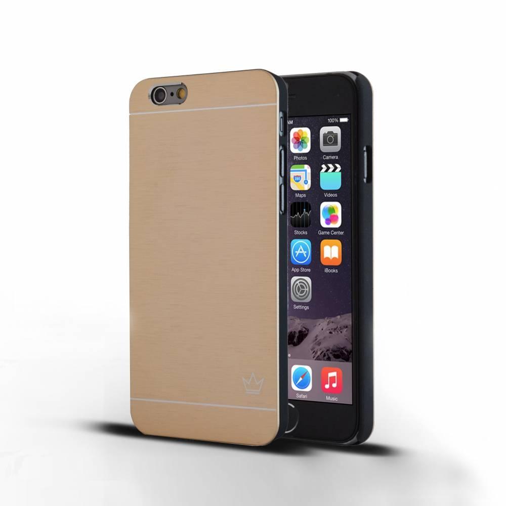 Slim Aluminum iPhone 6 Case | Gold | Krown