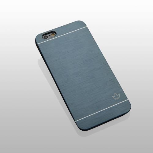 Slim Aluminum iPhone 6 Case, Blue