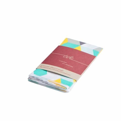 Moshe Single-ply Handkerchief