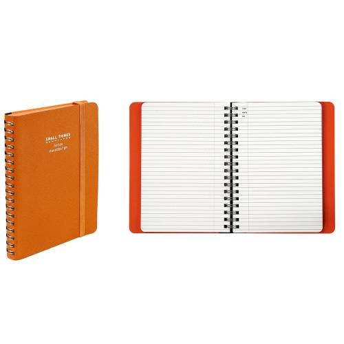 Everything Pocket Saffiano, Orange ( 1 pc.)