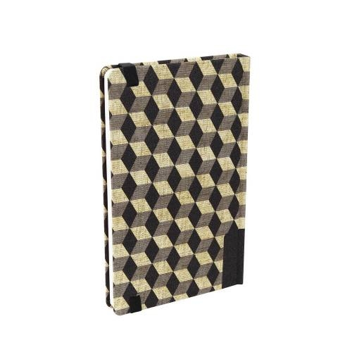 Pattern Notes, Cubes Black (1 Pc.)