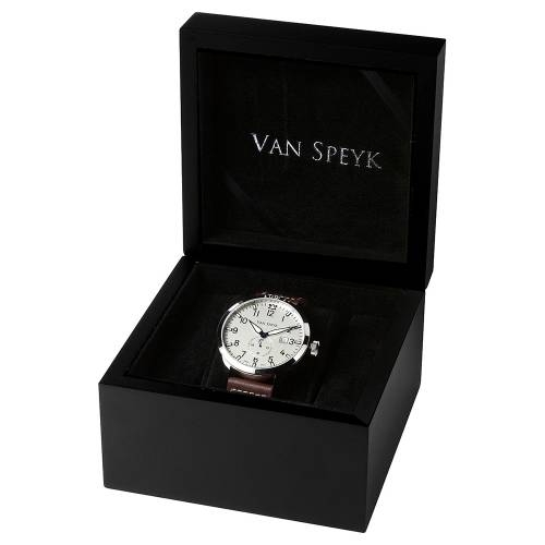 Van Speyk Dutch Pilot BW Watch