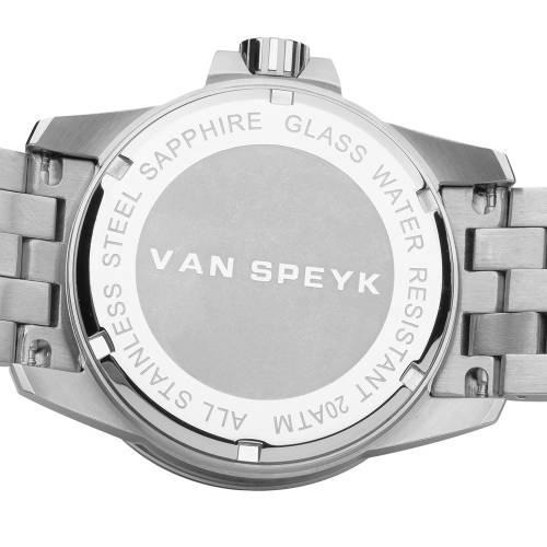 Van Speyk Brown Dutch Diver Watch