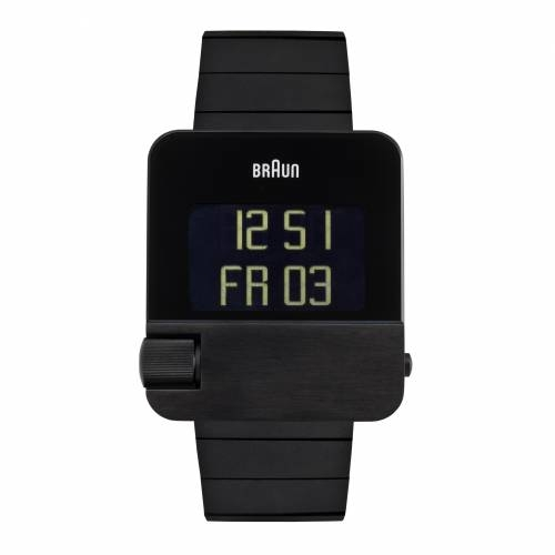 Prestige Digital Watch by Braun