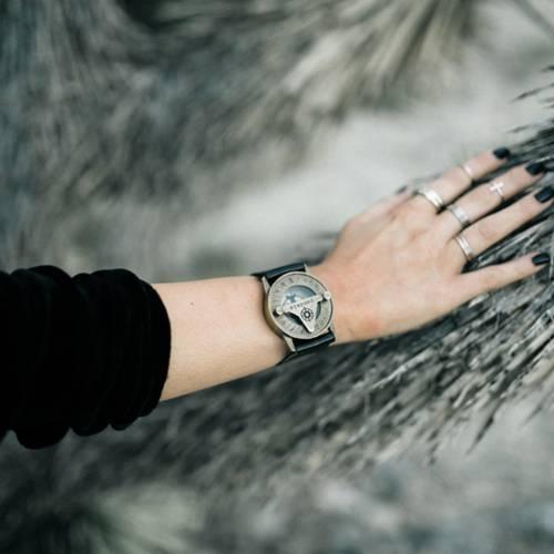 Pandeia compass sundial watch - Womens