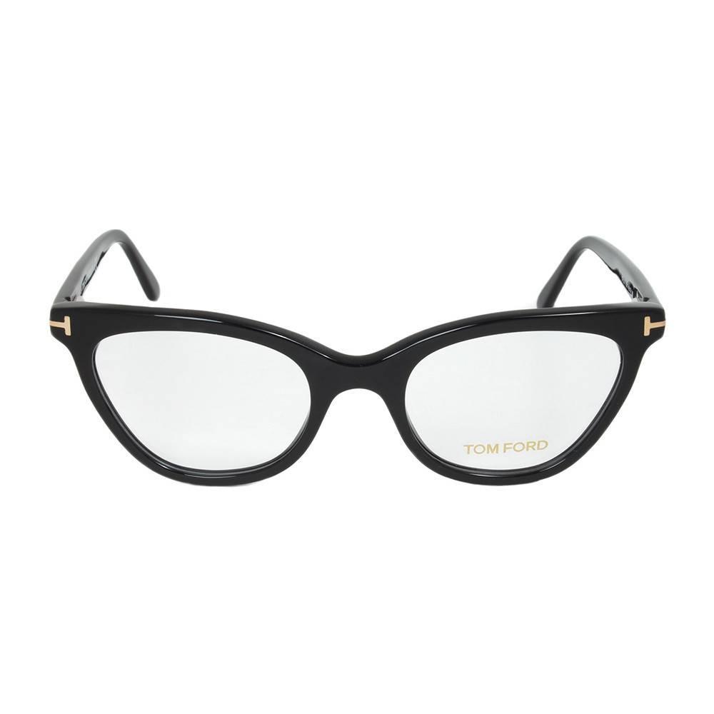 Black Eyeglasses Frame   Size 49