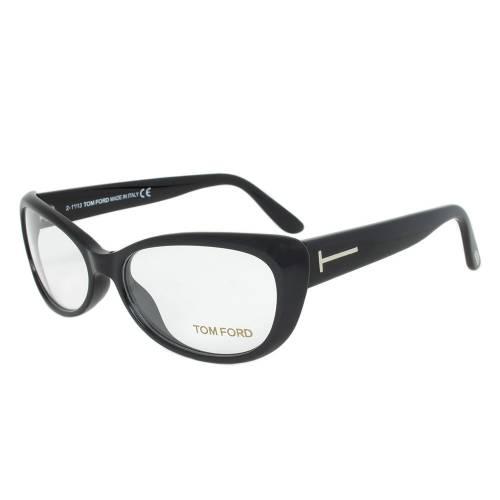 Black Eyeglasses Frame | Size 55
