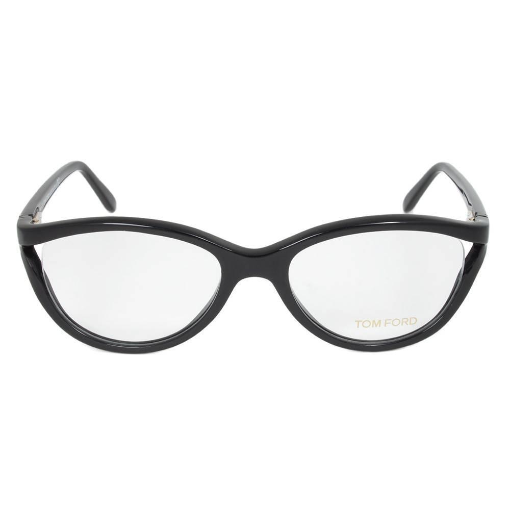 Black Cateye Eyeglasses Frame   Size 53