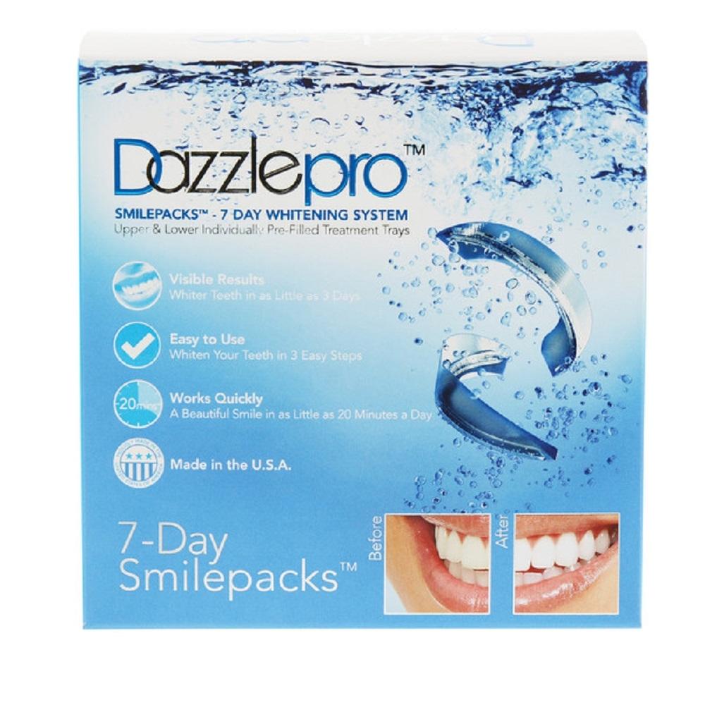 7 Day Smilepacks   Dazzlepro