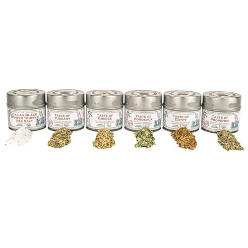 Luxury Gourmet Collection | Set of 6