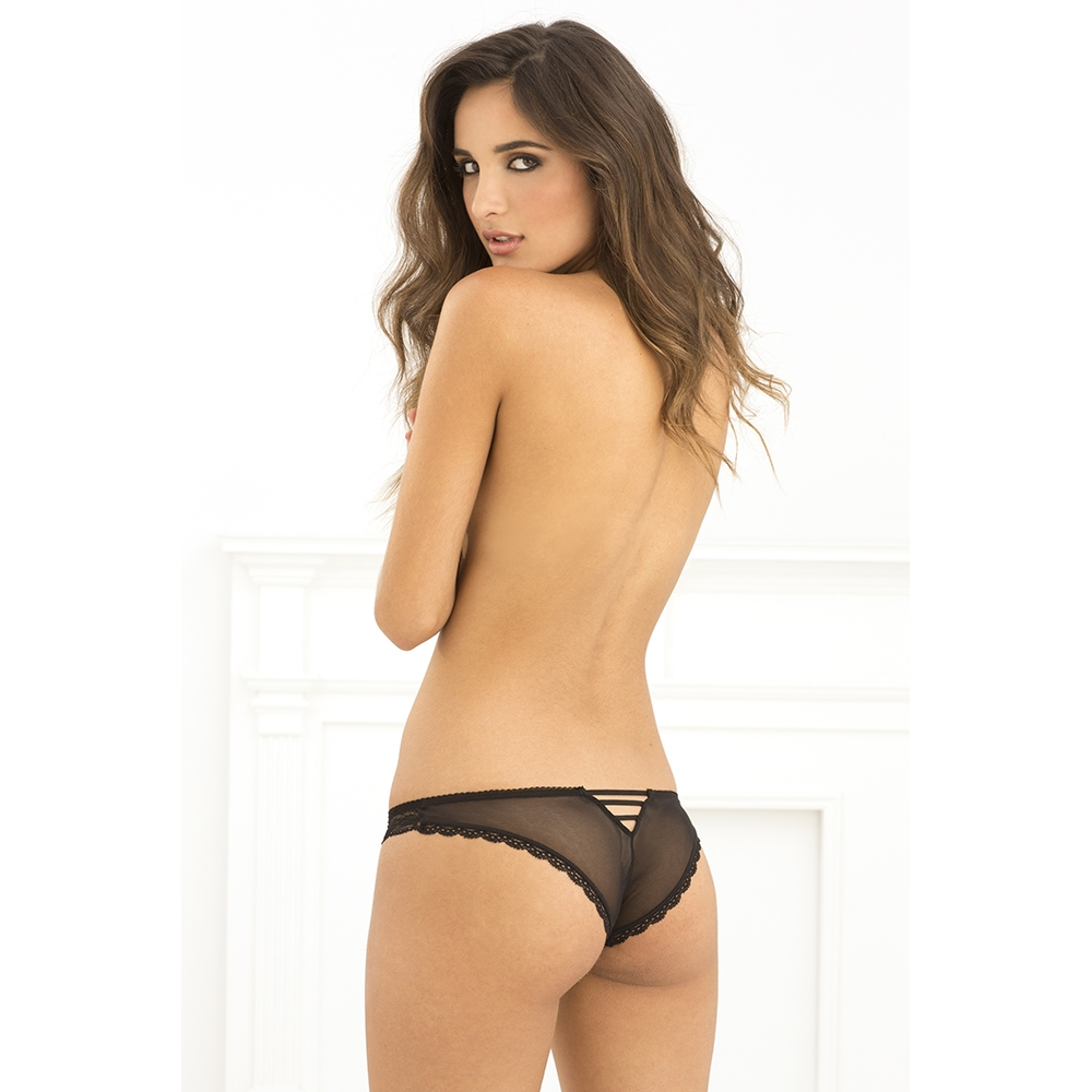 Rene Rofe | Lace V-back Panty
