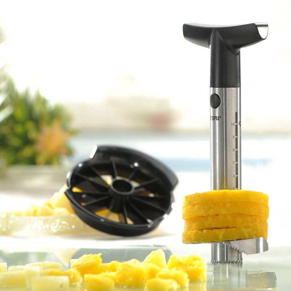 PROFESSIONAL Pineapple slicer   GEFU