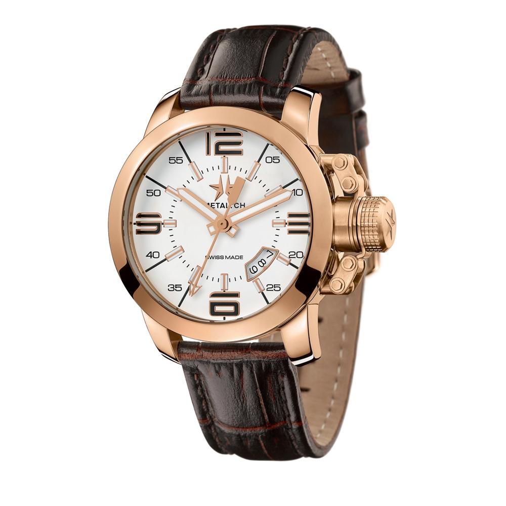 Metal CH Watch   Initial 1319