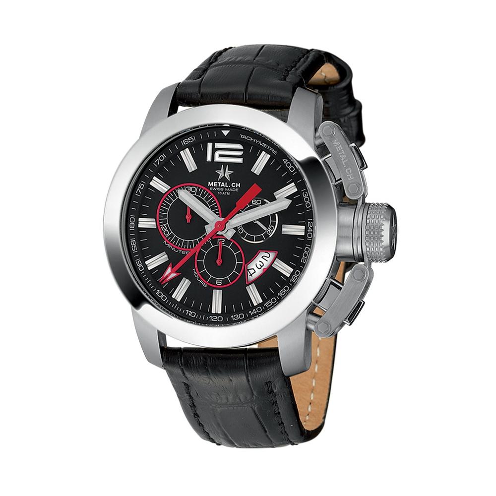 Metal CH Watch | Chrono 2120