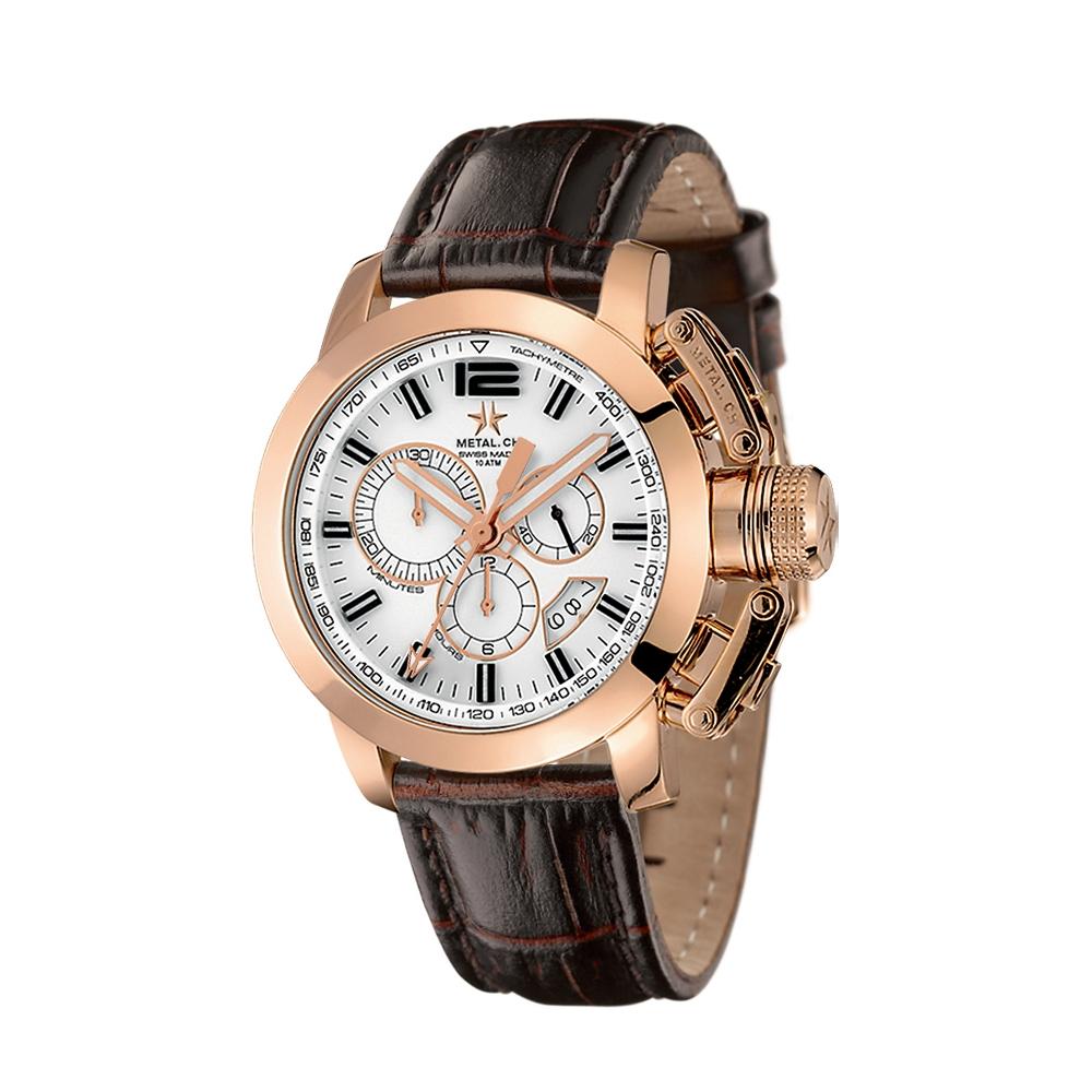 Metal CH Watch   Chrono 2319