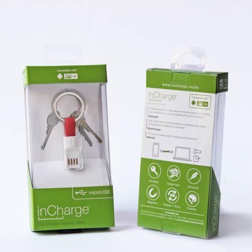 inCharge | Lightning + Micro USB 2-Pack