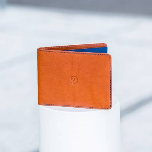 Slim Leather Wallet | Danny P