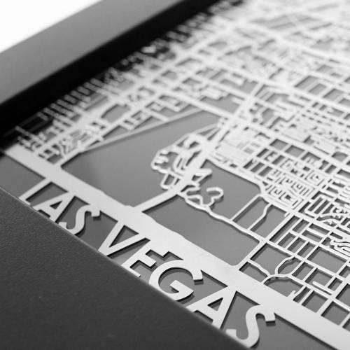 Las Vegas   Cut Maps