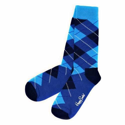 Socks | Multicolored Speckles & Color Block | Happy Socks
