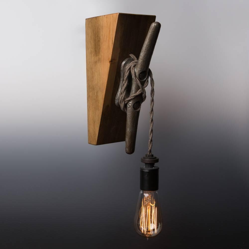 Nautical/Industrial Sconce   Luke Hobbs Design