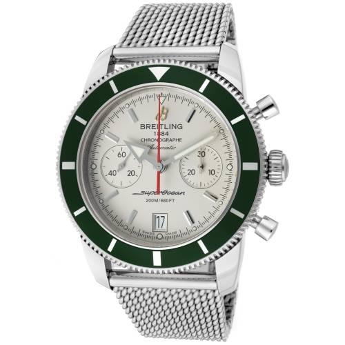 SuperOcean Heritage Auto Chrono | Breitling Watches