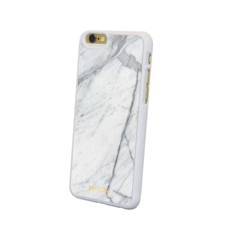 White Carrara for iPhone 6/6 Plus | Mikol