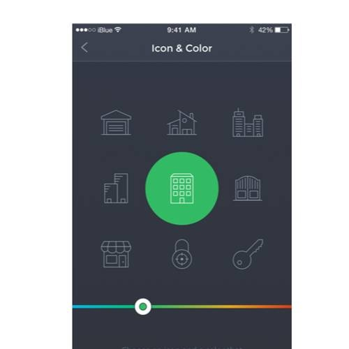 iBlue Smart Gate | iBlue Innovations