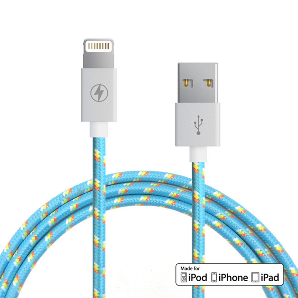 Santa Fe Lightning Cable   Charge Cords