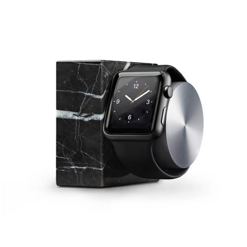 Apple Watch Dock | Black Marble