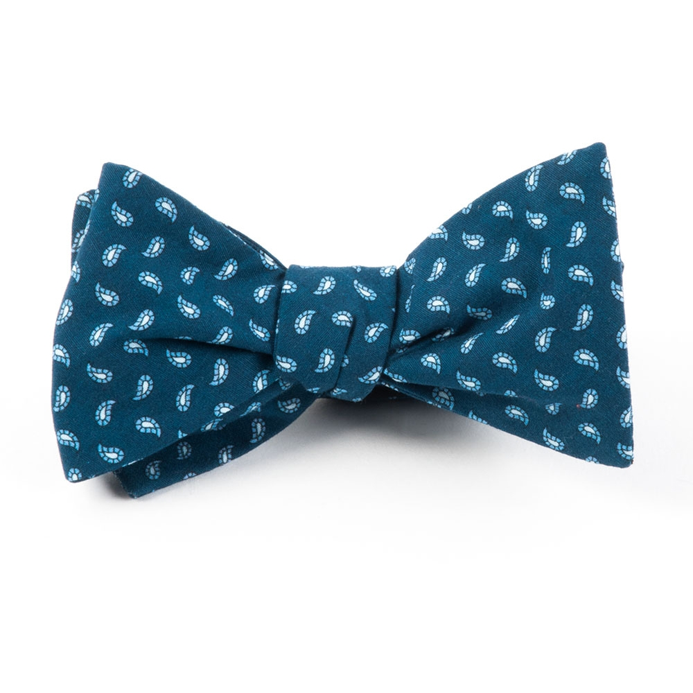 Relic Paisley Bow Tie   The Tie Bar