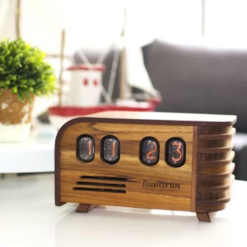 The Vintage Nixie Clock