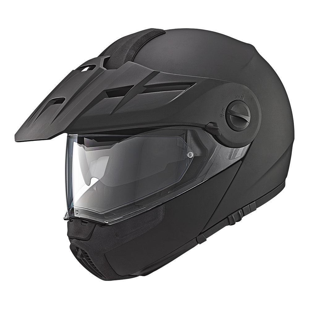 E1 | Matte Black | Schuberth Helmets