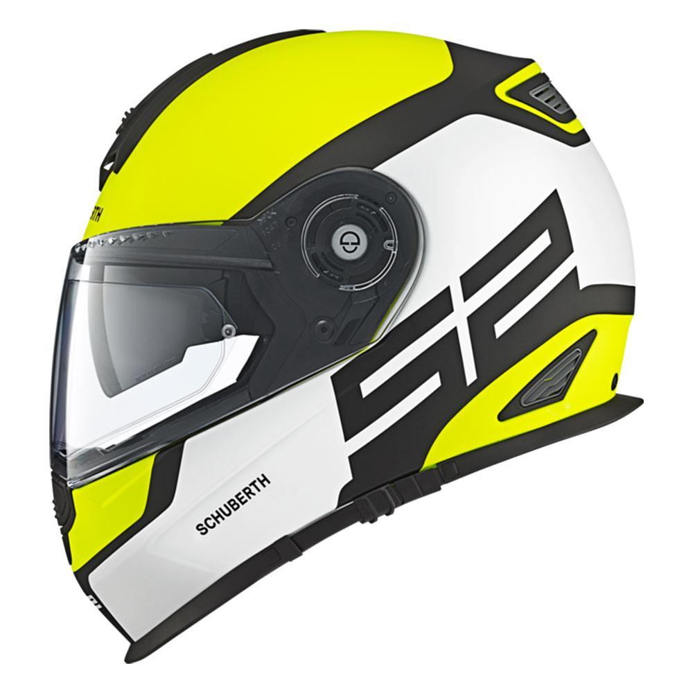 S2 | Sport Elite Yellow | Schuberth Helmets