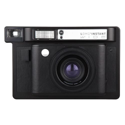 Lomo'Instant Wide Combo Black   Lomography Cameras