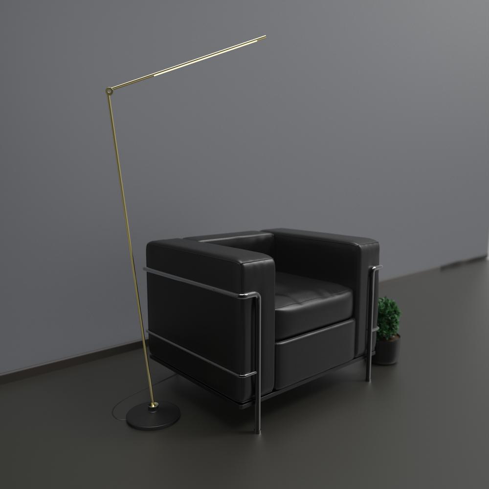 Thin Floor Lamp | Juniper Design