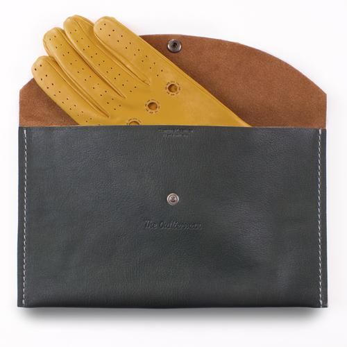 The Authentic Race   Lambskin Drving Gloves   The OutlierMan