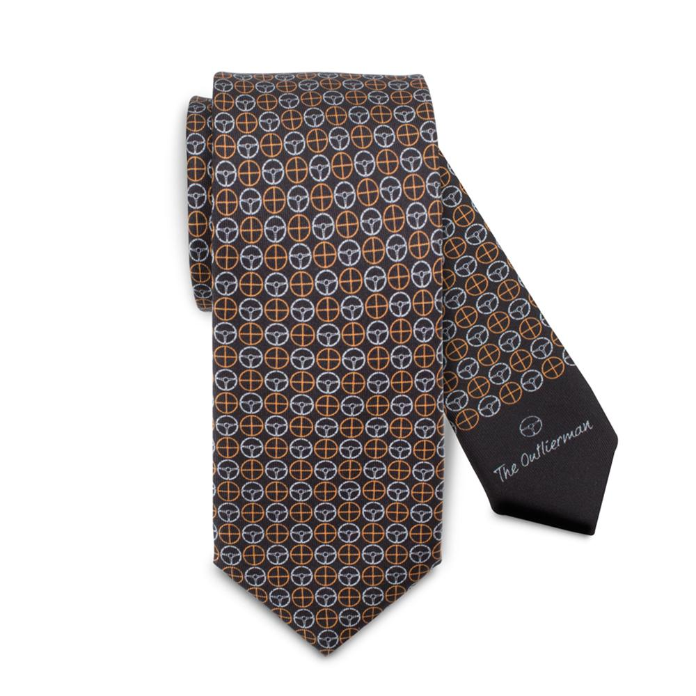 The Icon Tie | Handmade Italian Silk | The OutlierMan