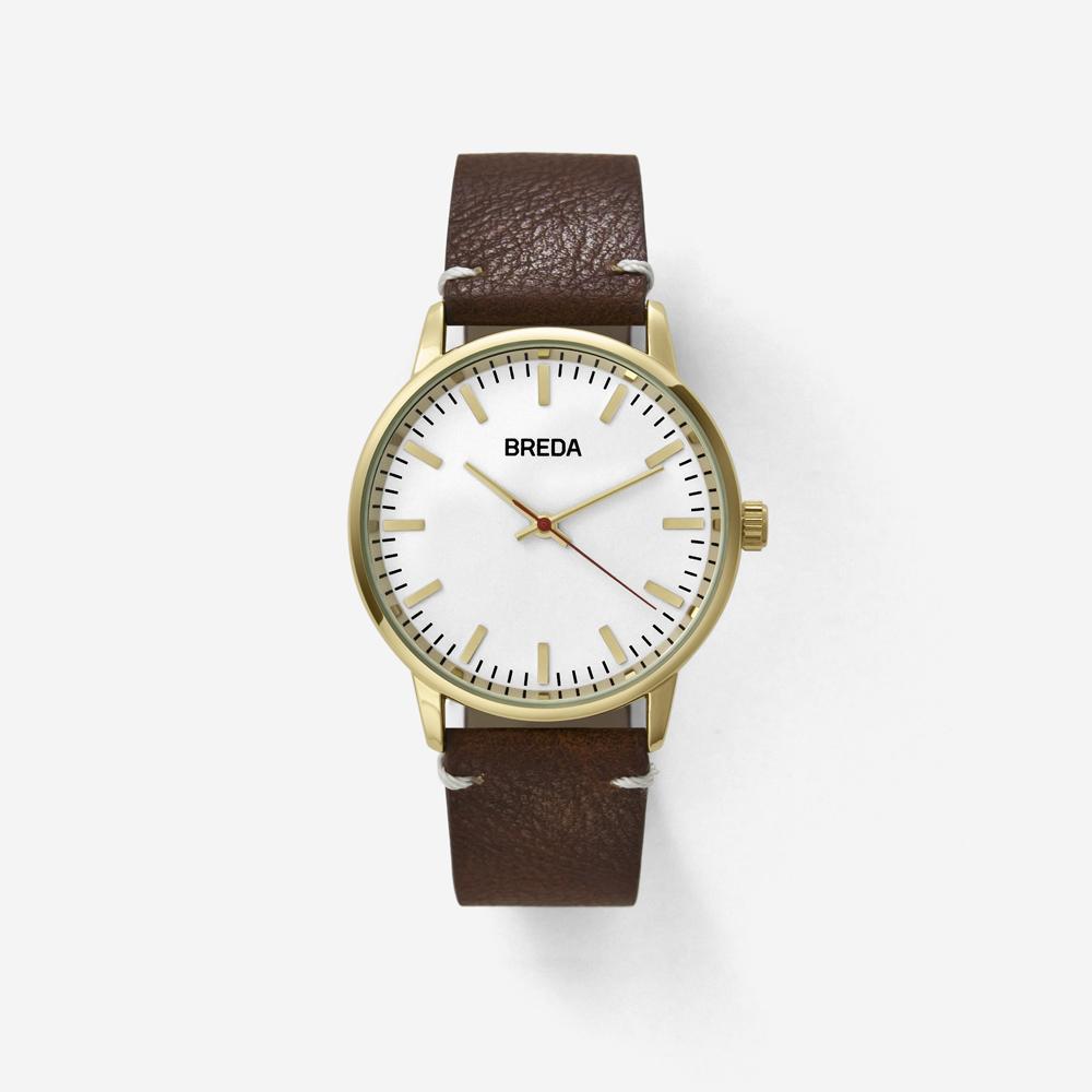 valor brown breda watches