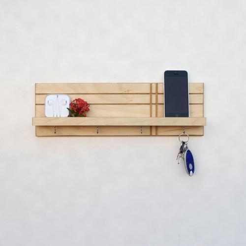 Key Holder / Jewelry Organizer | Geo | Wood Butcher Designs