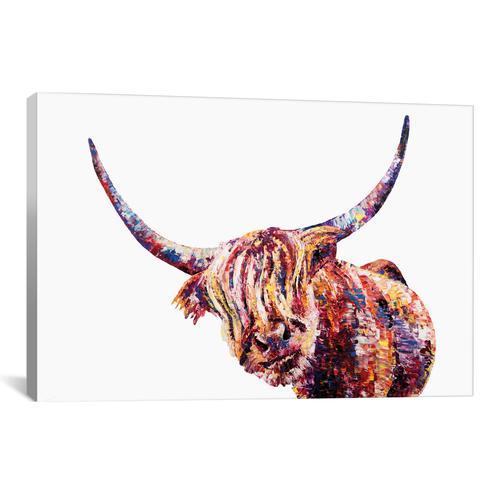 Olivia's Highland Cow   Becksy