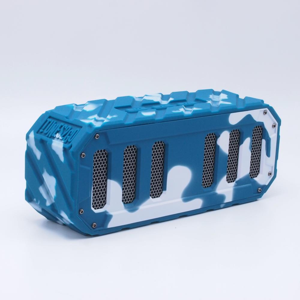 Rugged Rocker | Blue Camo | Sondpex Rugged BT Speaker