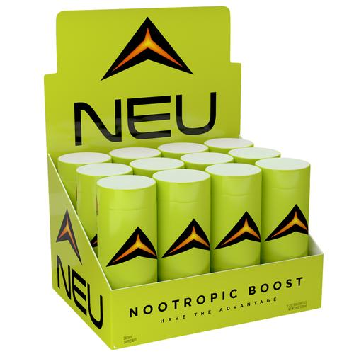 NEU Nootropic Boost | Pack of 12