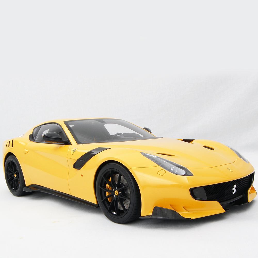 Ferrari | F12 TDF 2015 | Amalgam | 1:8 Scale Model Car