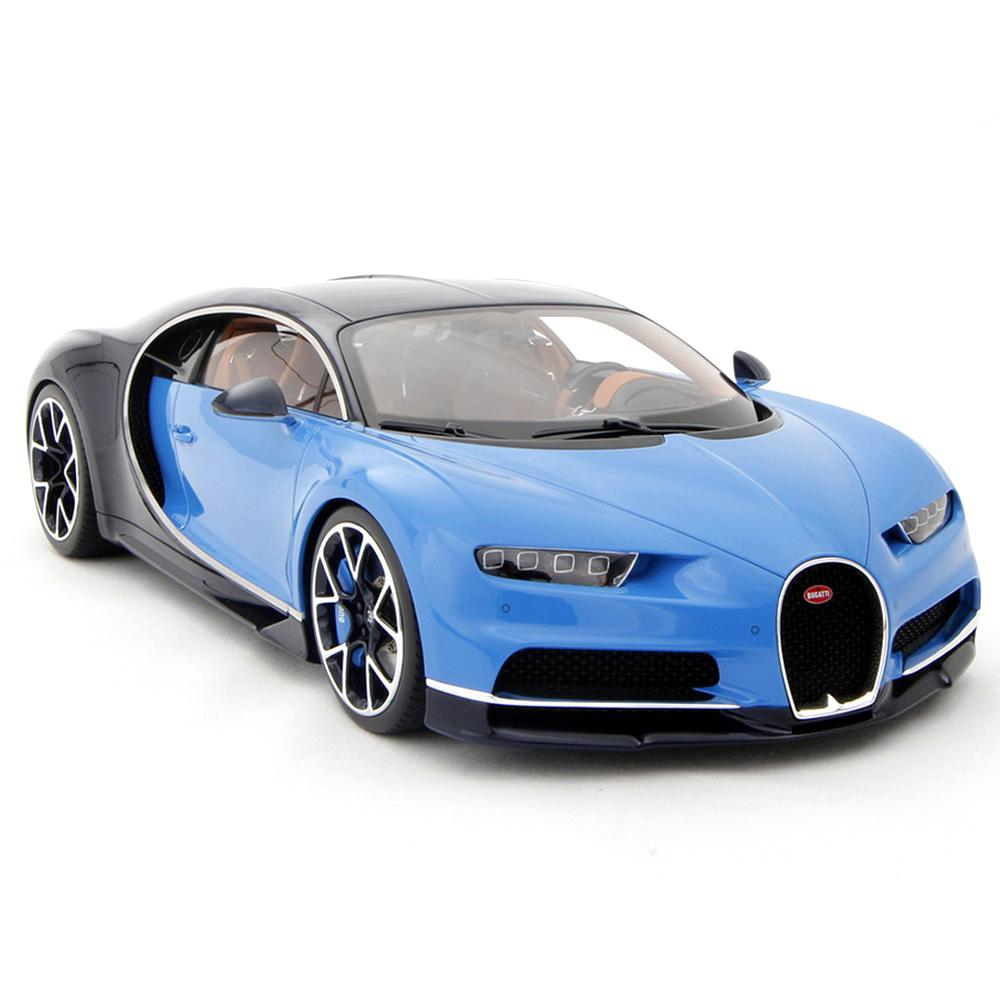 Bugatti Chiron: 1:12 Scale Model Car