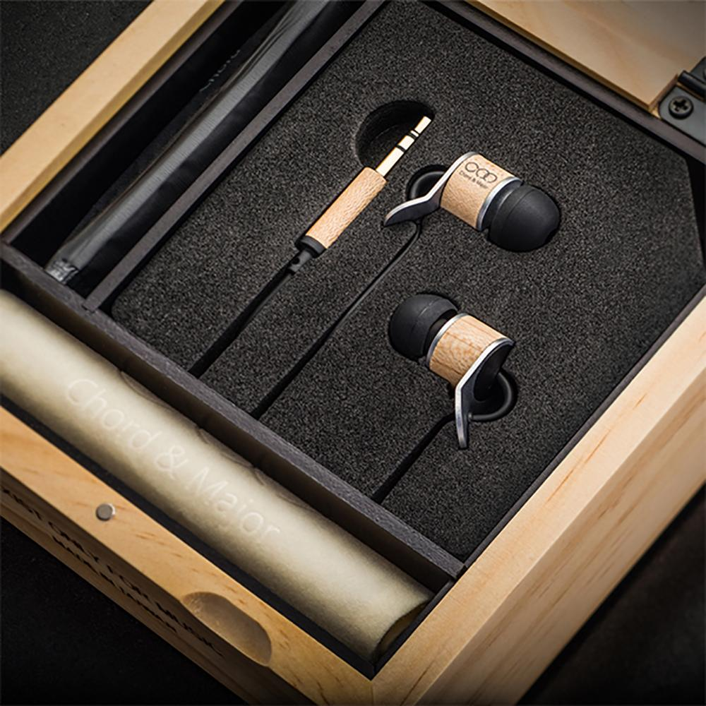 Ballad Tonal Earphones | Chord & Major