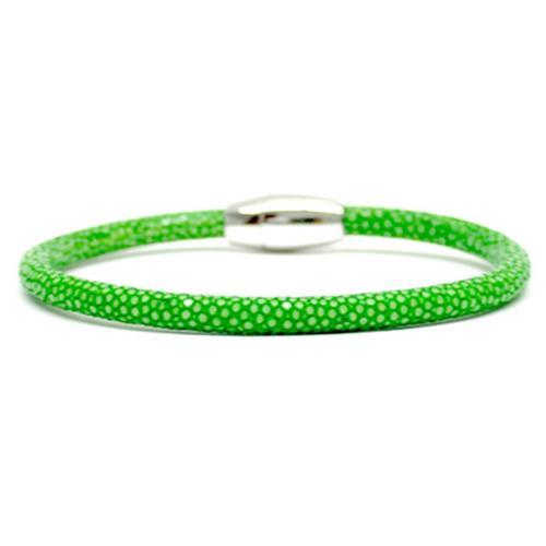 Bracelet   Single Stingray   Green