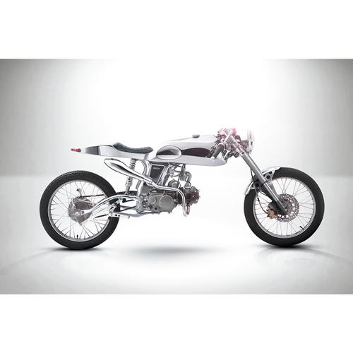 Eden Motorcycle | Chrome